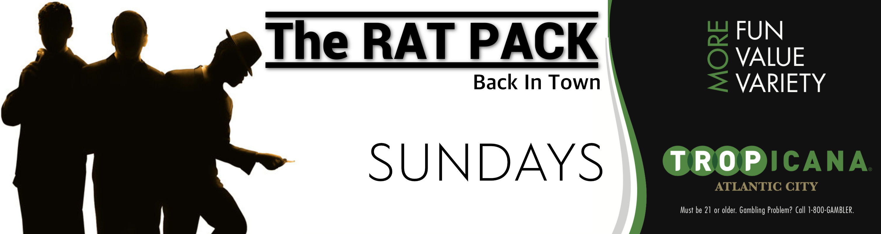 rat pack back in town